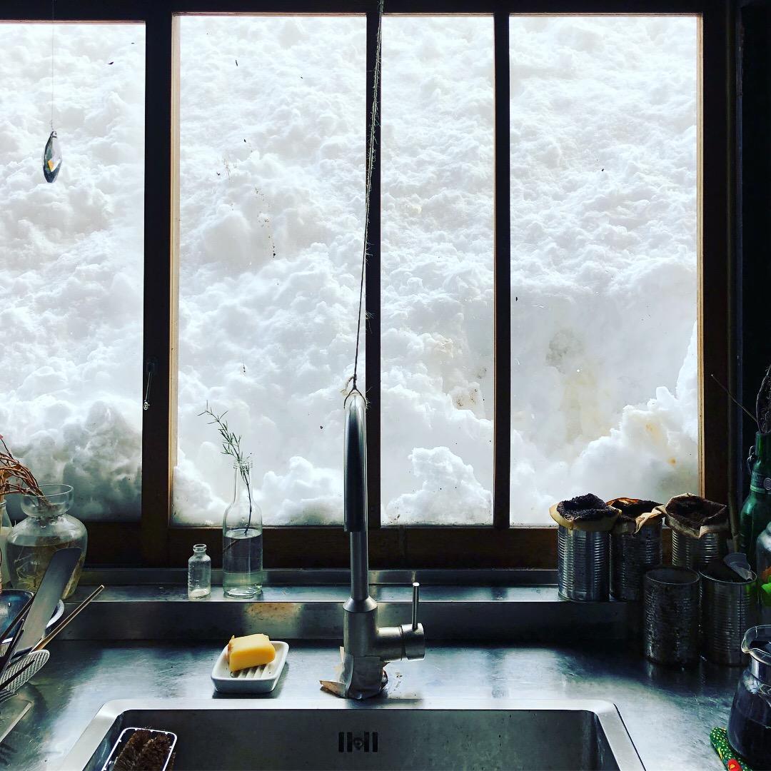 雪のある生活